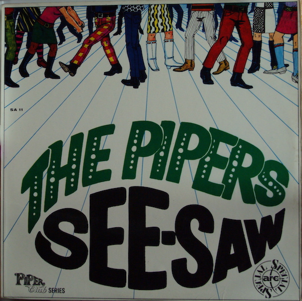 "Pipers ""See saw"" del 1966"