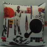 "Umiliani Piero ""Discomusic"" del 1978 - SOUND WORK SHOP SWS121 - 40cm.x40cm. e 50cm.x50cm. con retro jeans"