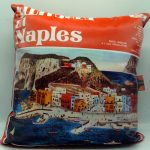 "Umiliani Piero ""Switched on Naples"" del 1972 - OMICRON LPS0023a - 40cm.x40cm. e 50cm.x50cm. con retro jeans"
