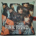 "Pink Floyd ""Piper at the gates of dawn"" del 1967 - EMI COLUMBIA SX 6157 40cm.x40cm. con retro alcantara"